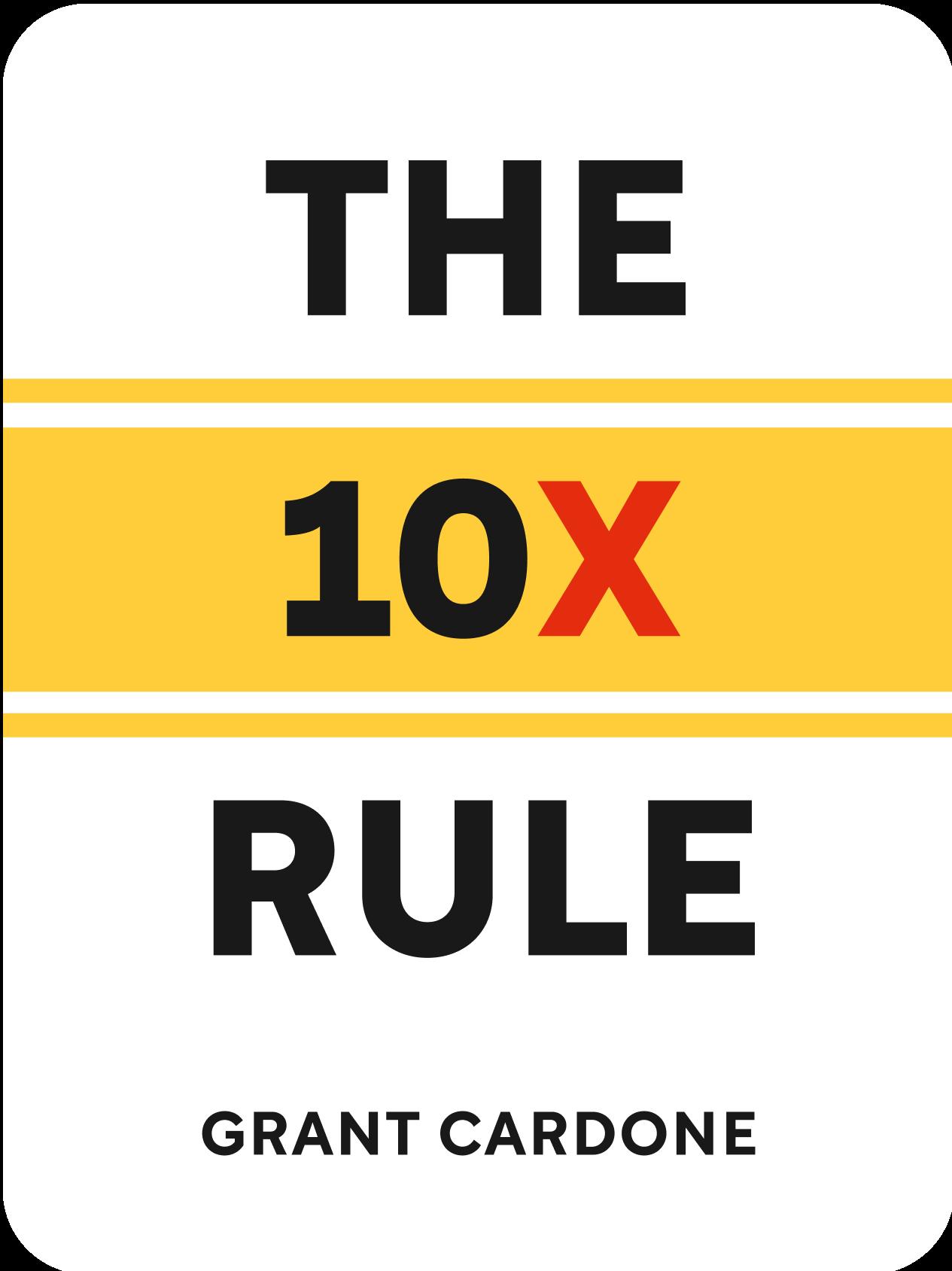 The tenx rule pdf free download full