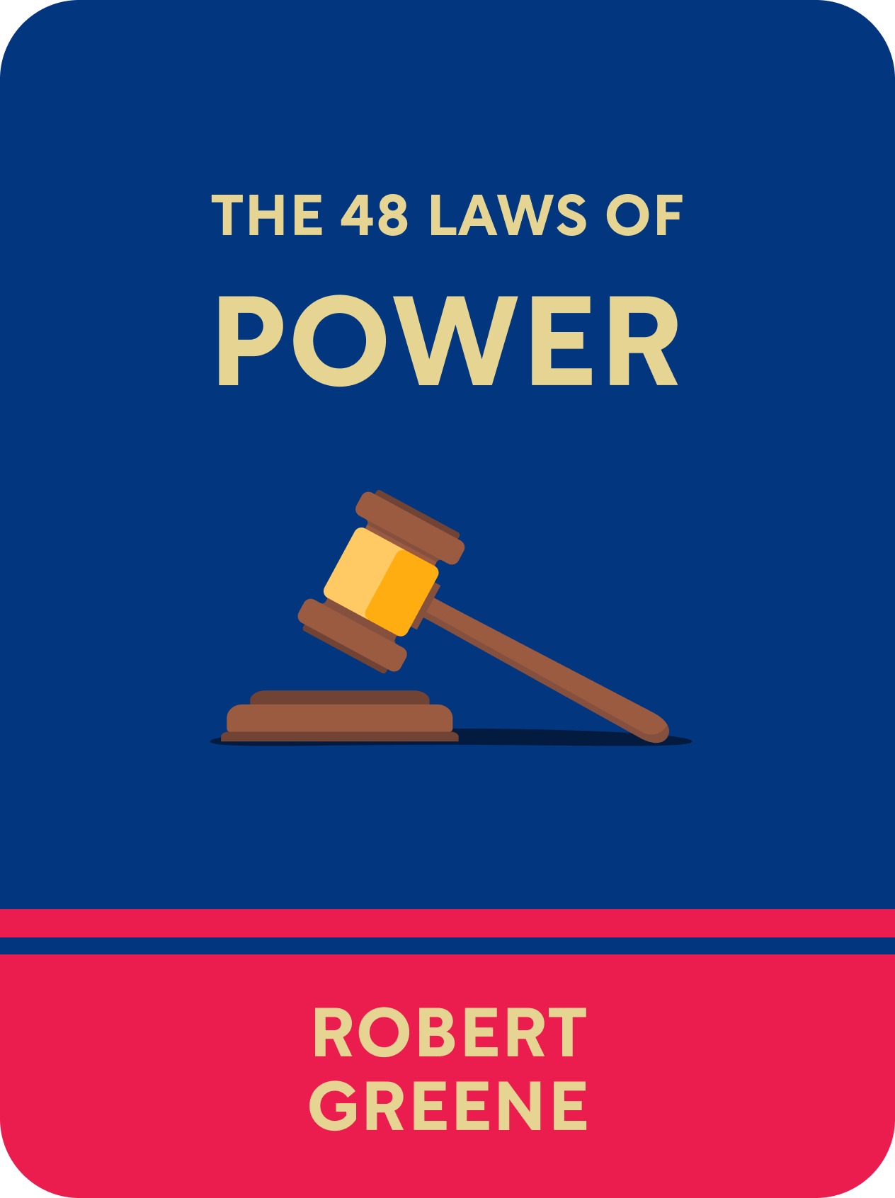 The 48 Laws of Power Book Summary by Robert Greene